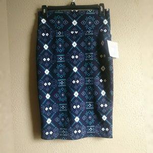 NWT LulaRoe Cassie skirt.